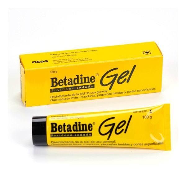 BETADINE GEL 100 G