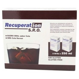 RECUPERAT-ION S.R.O. COLA 2X250ML