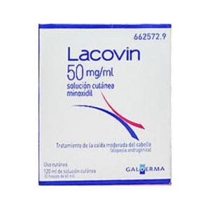 LACOVIN 5% – 120ML SOLUCION CAPILAR