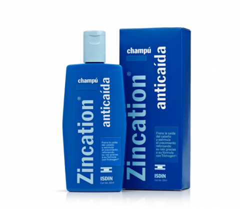 ZINCATION CHAMPU ANTICAIDA – 200ML