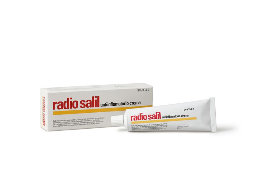RADIO SALIL CREMA – 60G