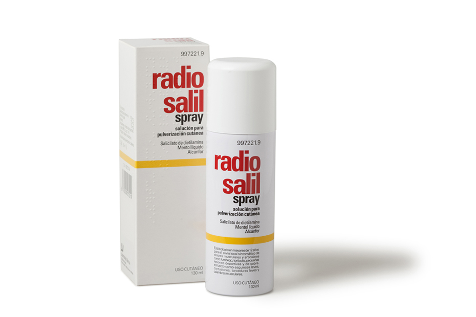 RADIO SALIL SPRAY – 130ML