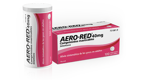 AERO RED – 100 COMP MASTICABLES