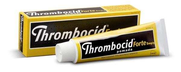 THROMBOCID FORTE POMADA – 60G