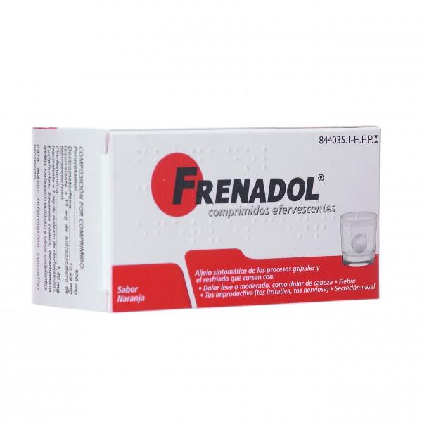 FRENADOL COMPRIMIDOS EFERVESCENTES – 10 COMP