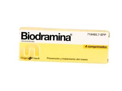 BIODRAMINA – 4COMP