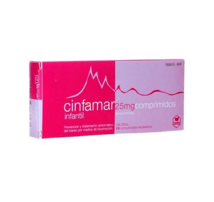 CINFAMAR INFANTIL – 10COMP
