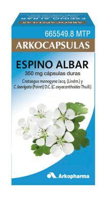 ARKOCAPSULAS ESPINO ALBAR – 48CAPS
