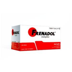 FRENADOL COMPLEX – 10SOBRES